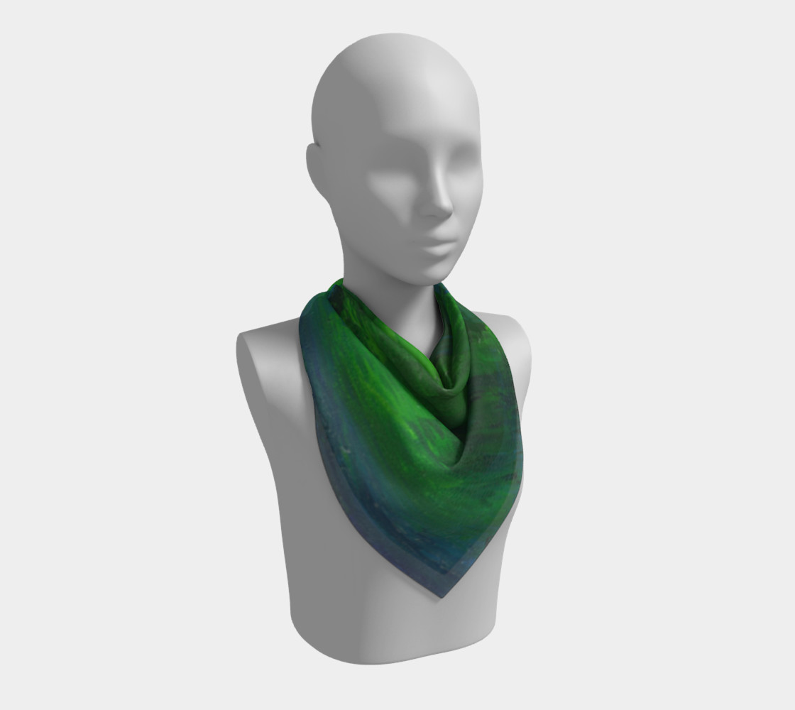 Earthbound Square Scarf preview #2