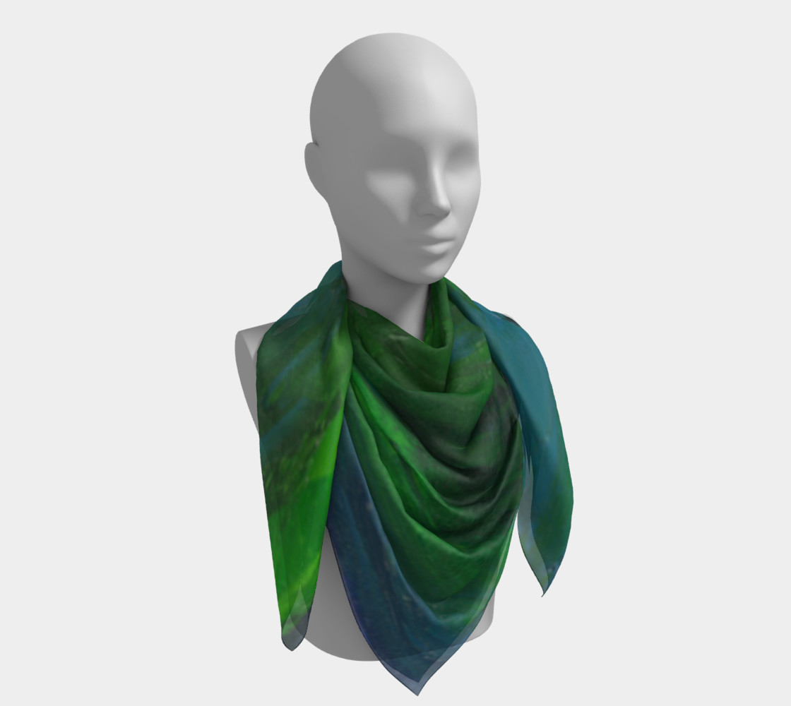 Earthbound Square Scarf preview #4