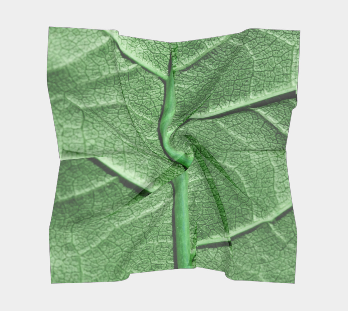Veined Green Leaf preview #5