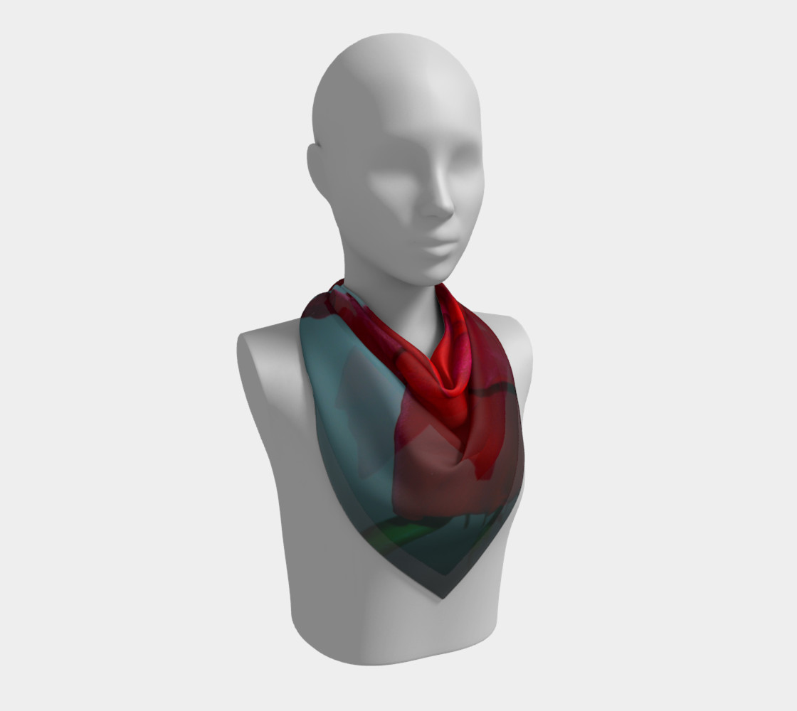 Rose Scarf preview #2