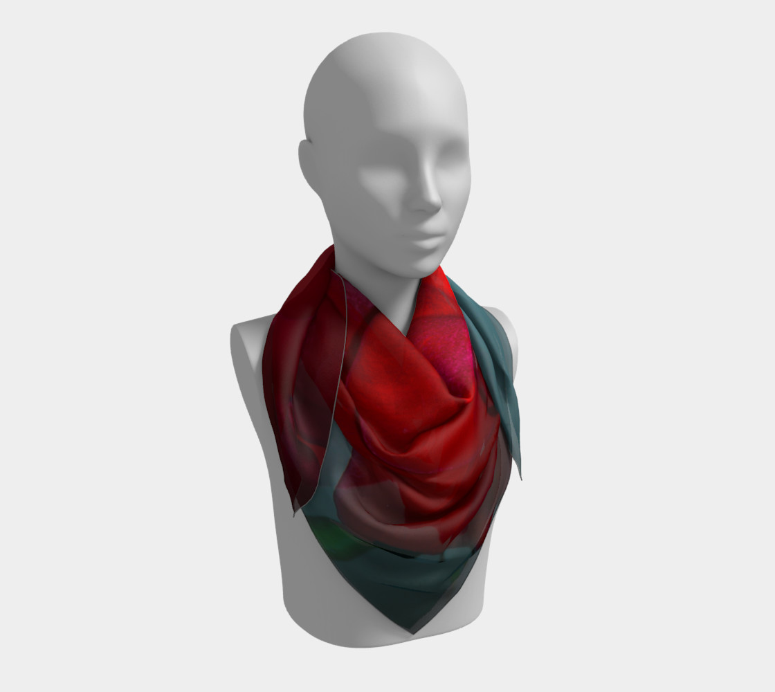 Rose Scarf preview #3