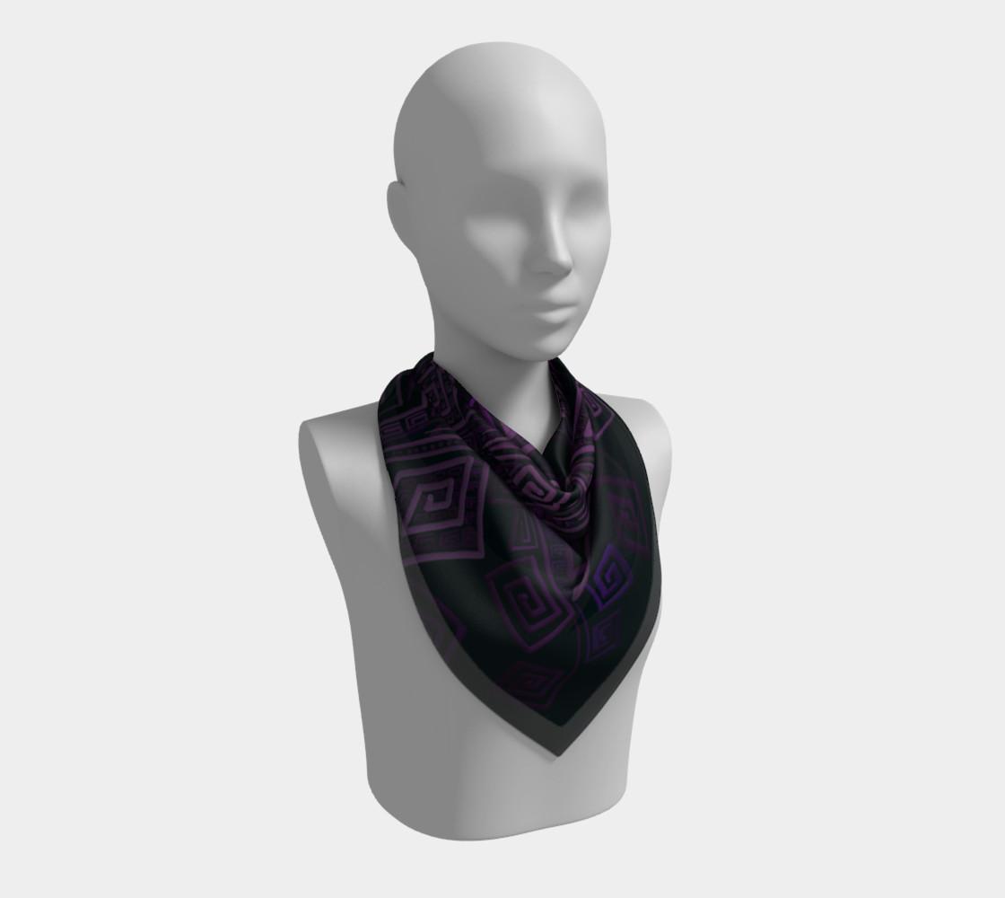 Aperçu de Purple 3D Square #2