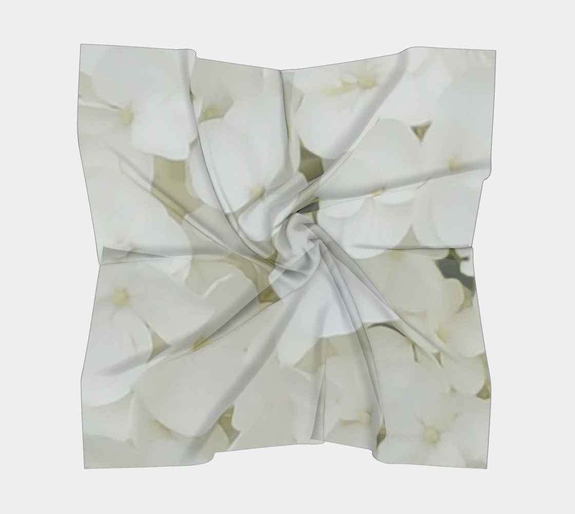 Aperçu de Hydrangea Flowers White Blossom Floral Photography #5