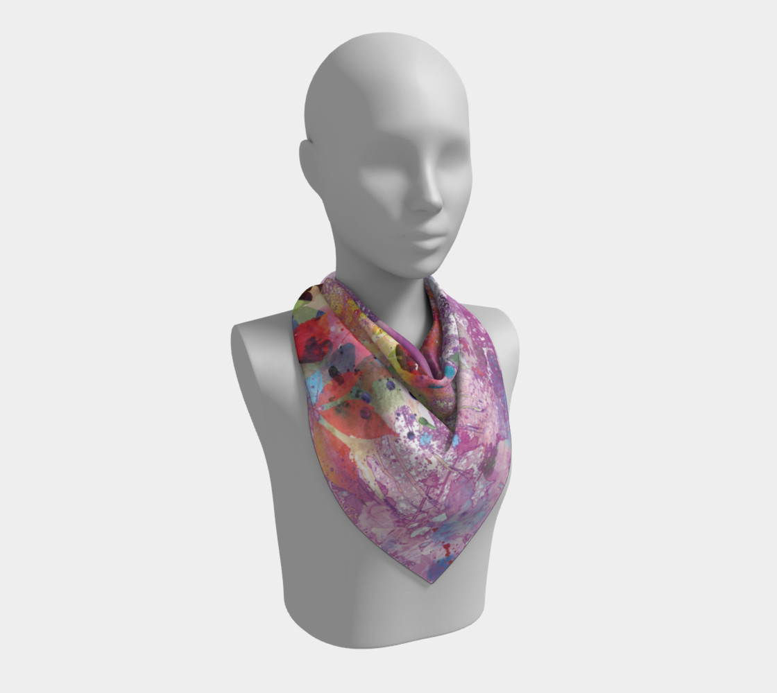 Fortuity Scarf preview #2