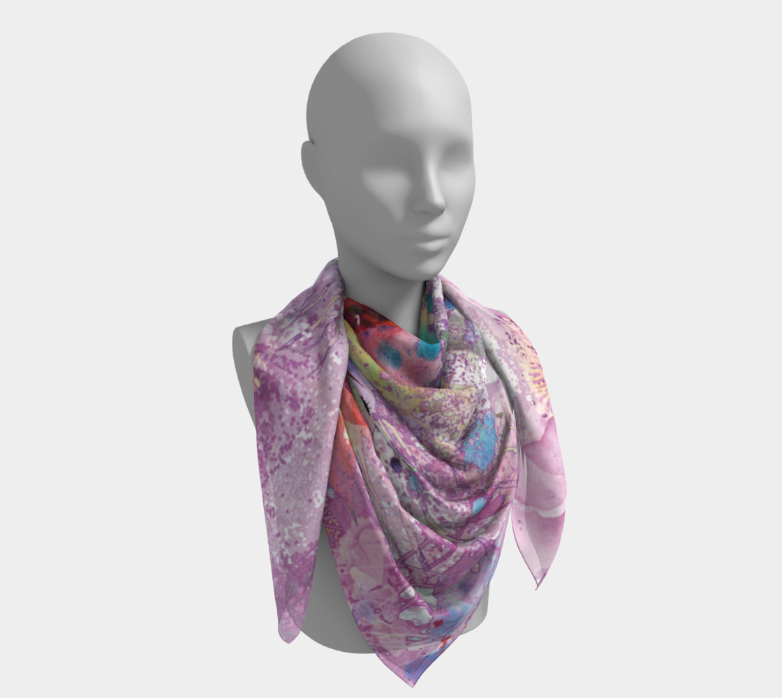 Fortuity Scarf preview #4