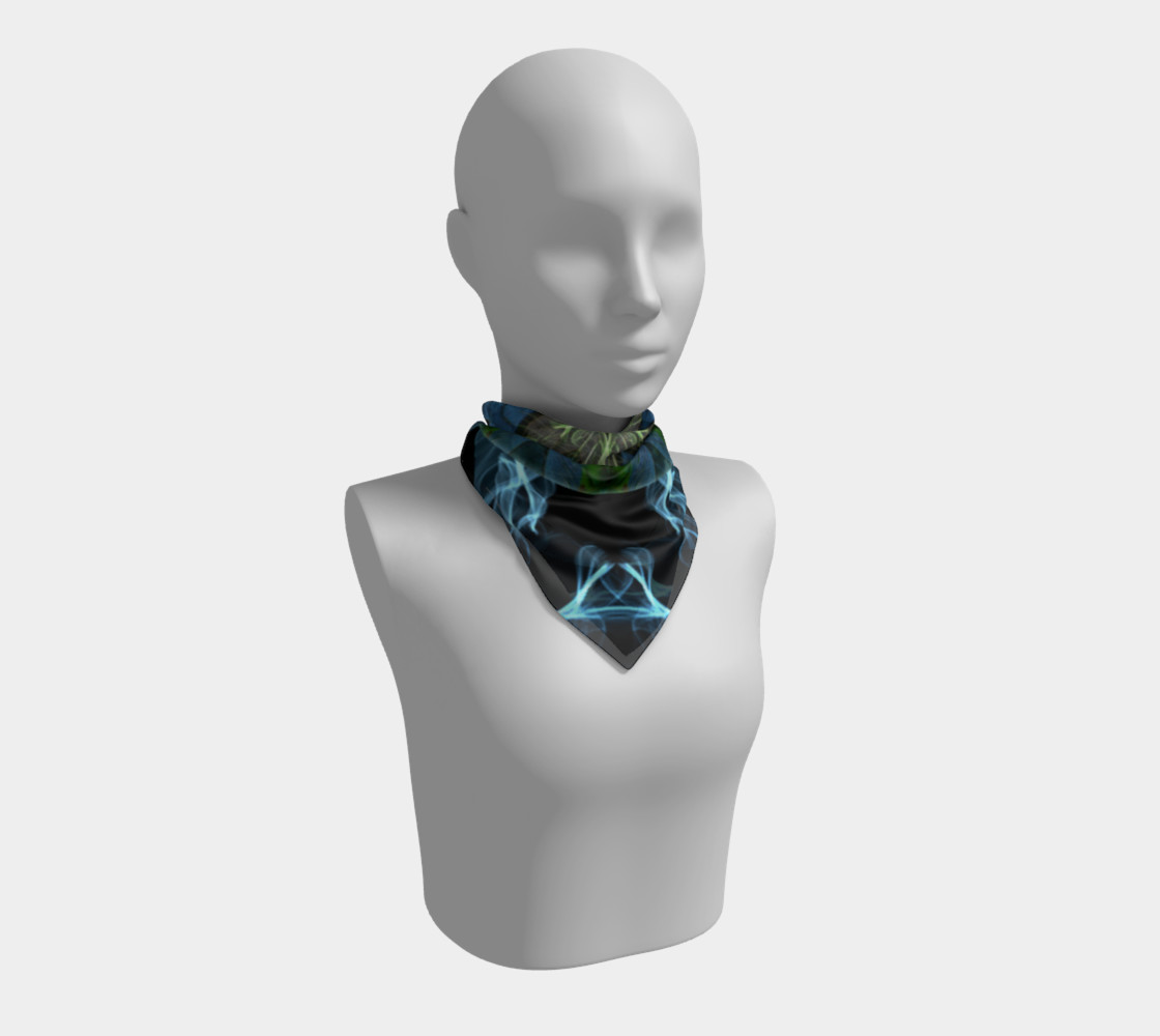 Soaring Spirit Silk Scarf preview #1