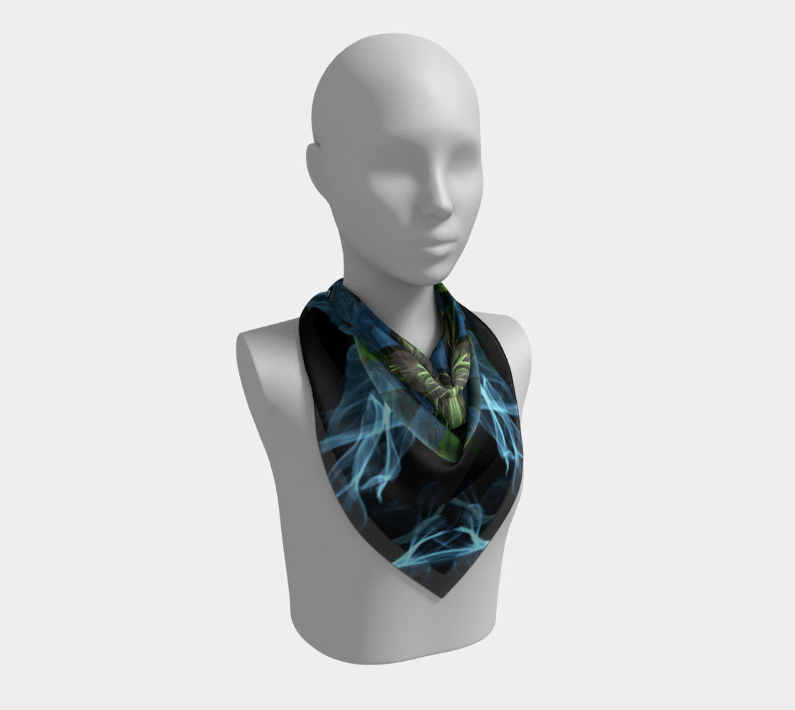 Soaring Spirit Silk Scarf preview #2