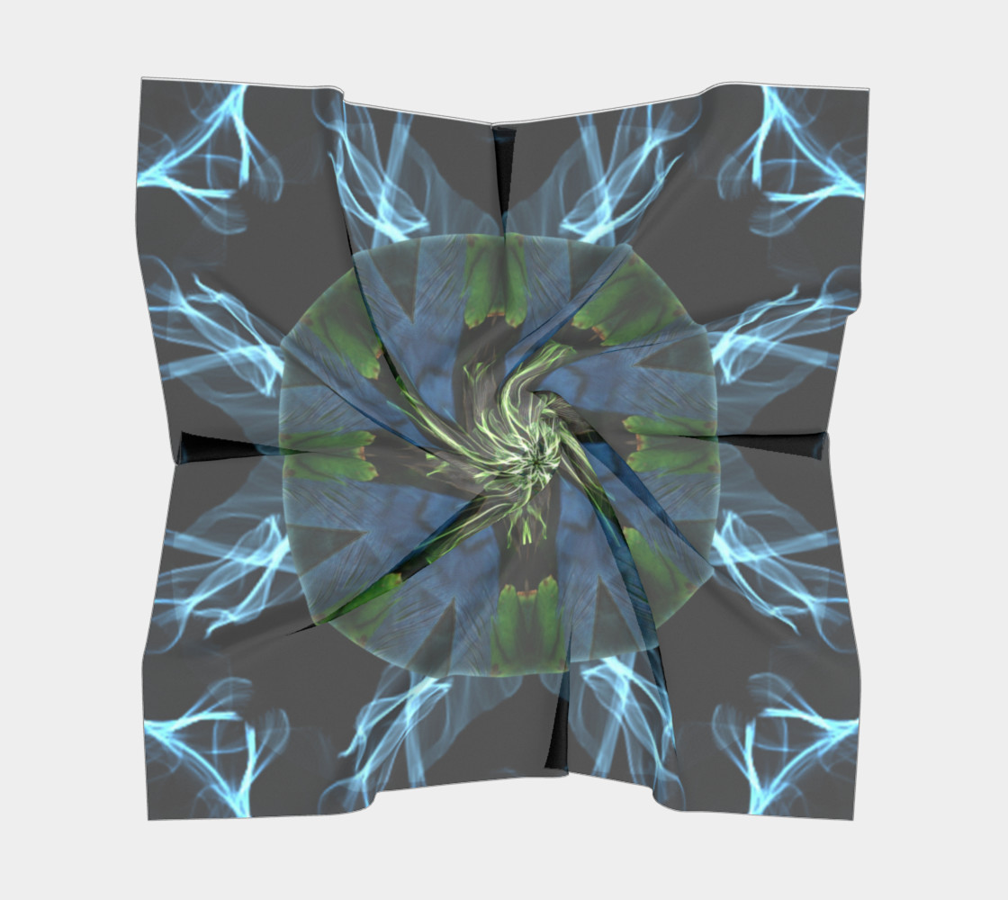 Soaring Spirit Silk Scarf preview #5