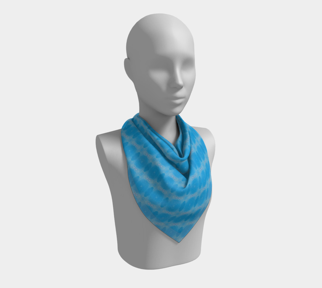 When Water Remembers Big Scarf  preview #2