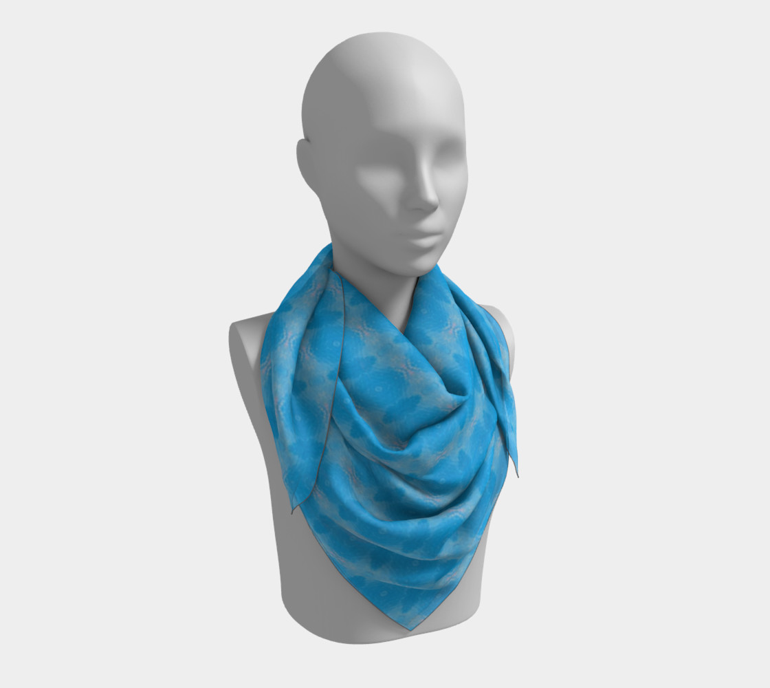 When Water Remembers Big Scarf  preview #3