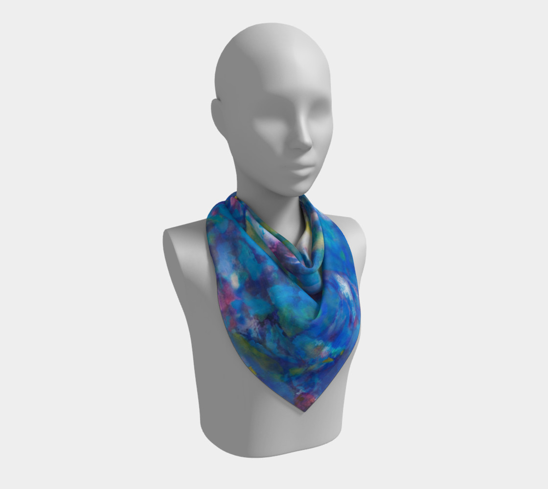"""Recognized Inspiration 36"""" Square Scarf preview #2"""