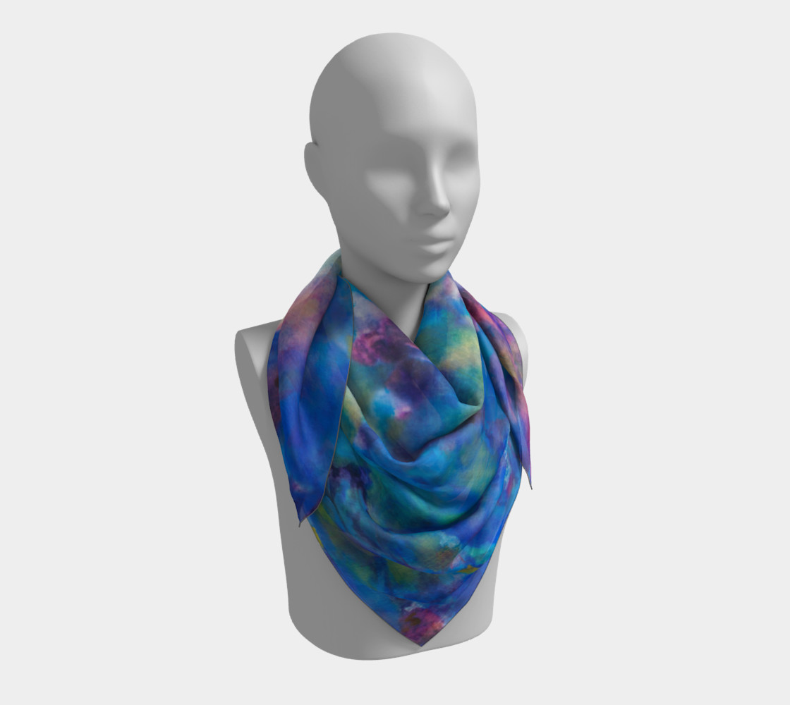 """Recognized Inspiration 36"""" Square Scarf preview #3"""
