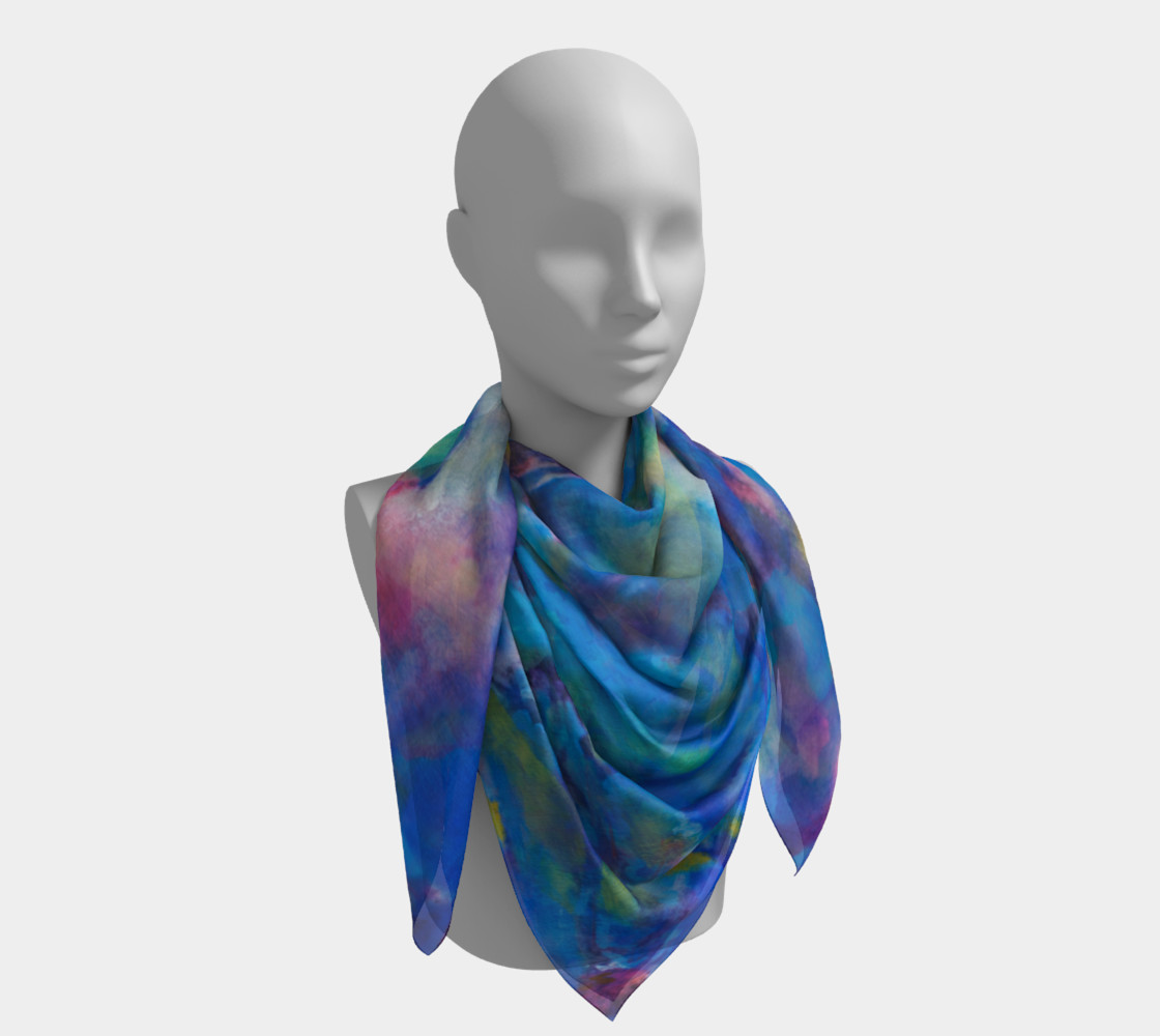 """Recognized Inspiration 36"""" Square Scarf preview #4"""