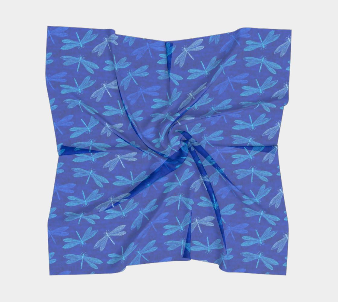 Blue Dragonflies preview #5