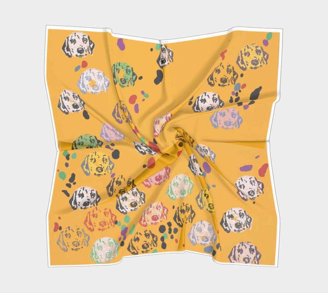 Dalmatian - Yellow preview #5