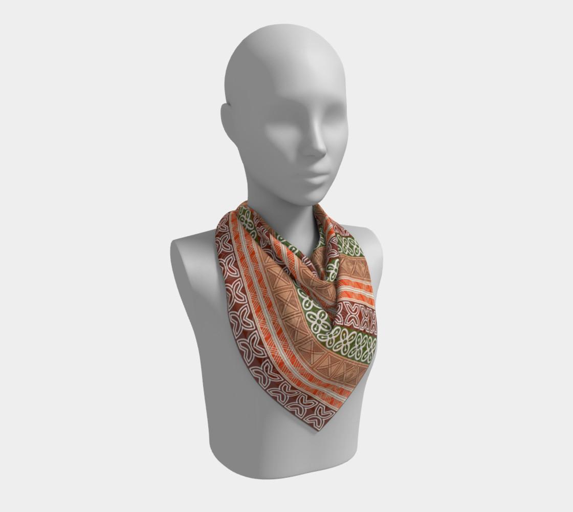 Aperçu de African ethnic tribal pattern #2