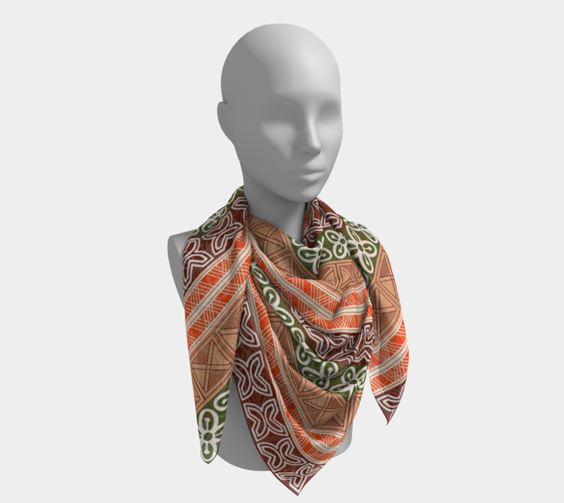 Aperçu de African ethnic tribal pattern #4