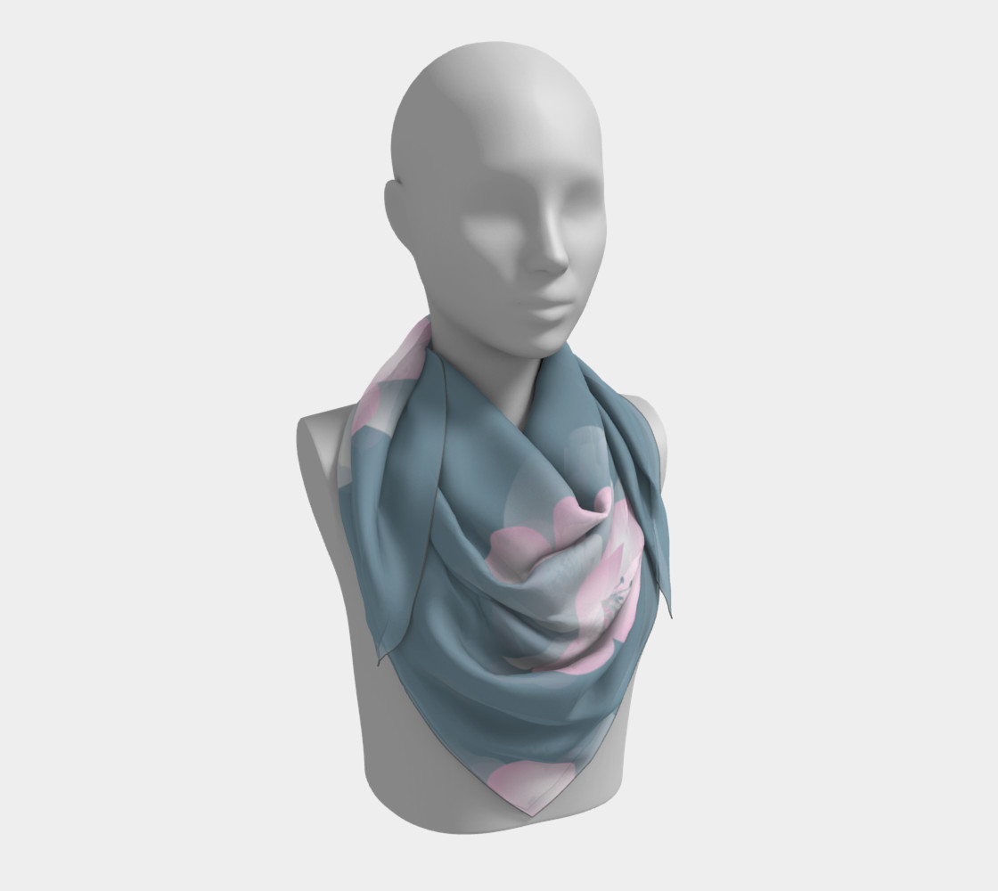 Large Silk Scarf preview #3