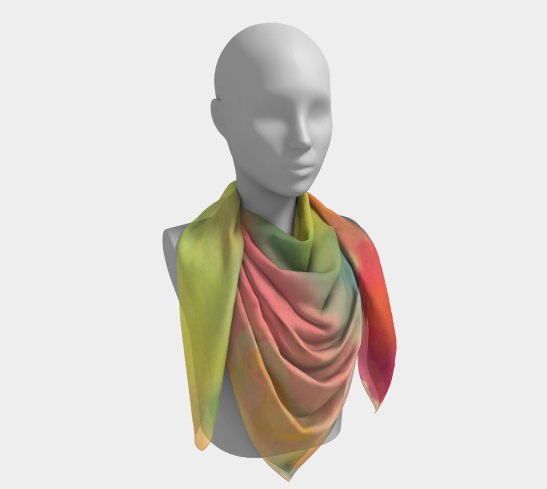 earth angel scarf preview #4