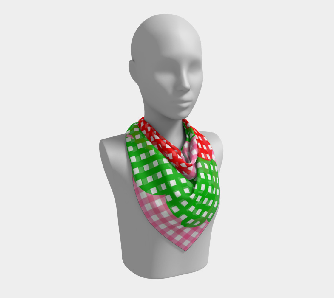 Summer Pick nick Square Scarf preview #2