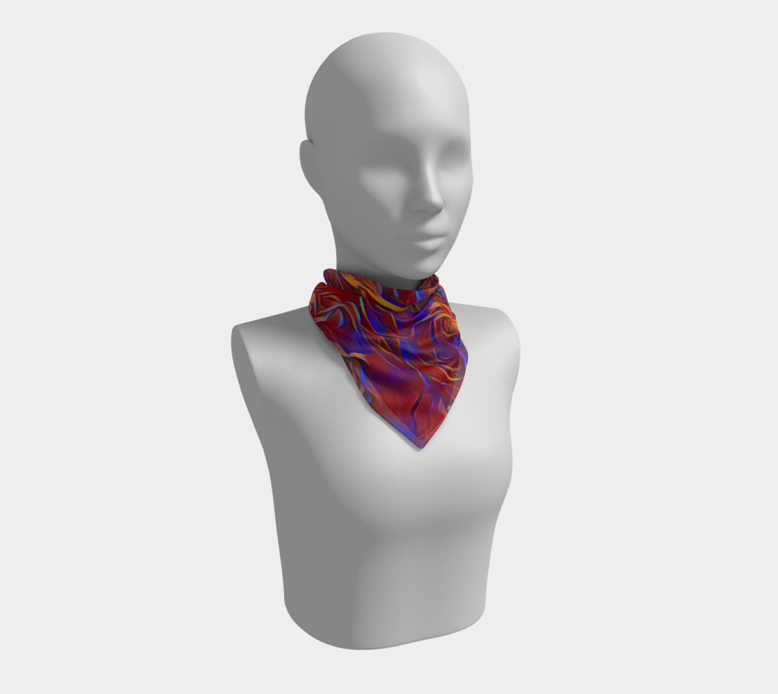 October Afternoon Square Scarf preview #1