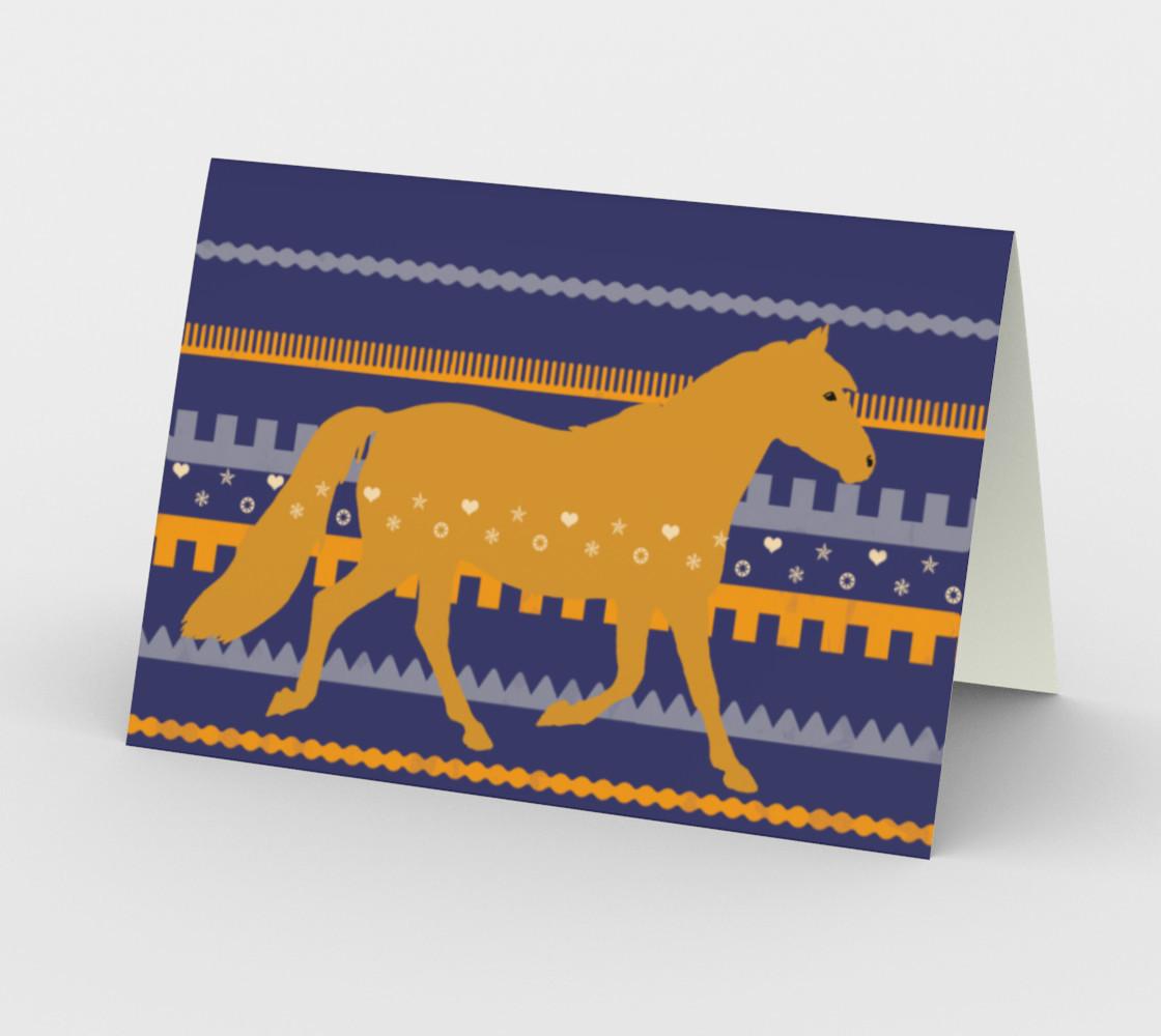 Aperçu de Welsh Pony stripes #2
