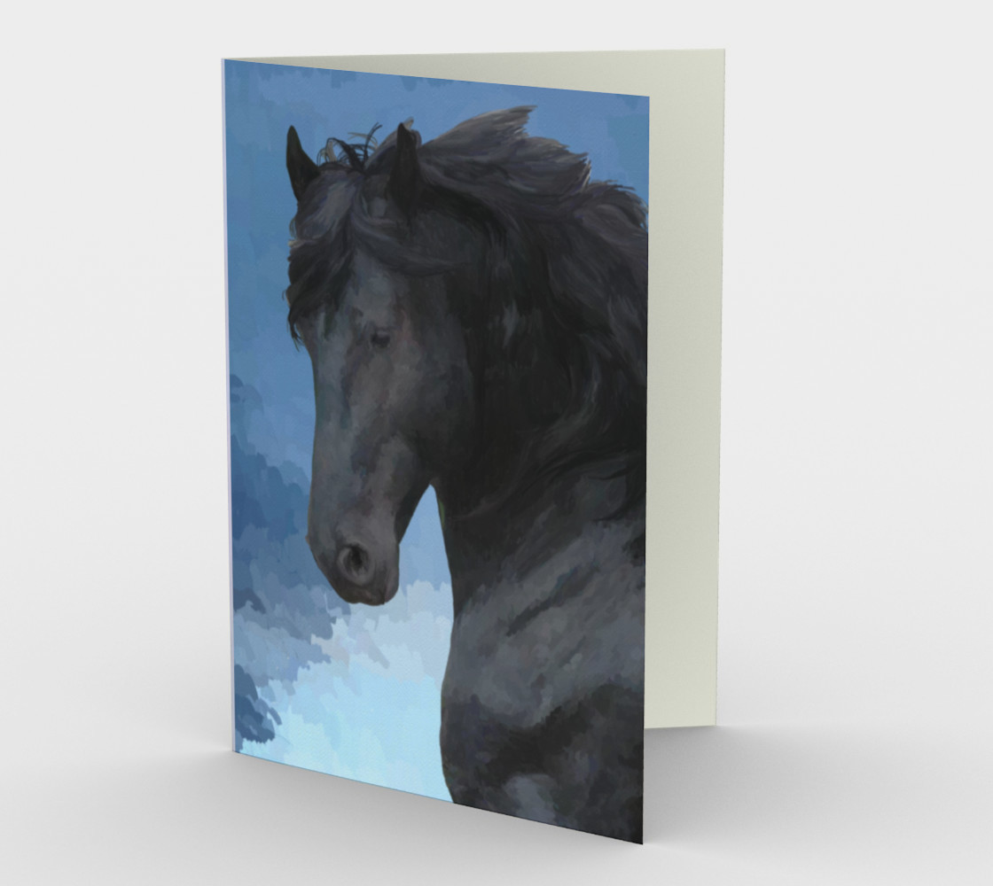 Aperçu de friesian card 2 #1