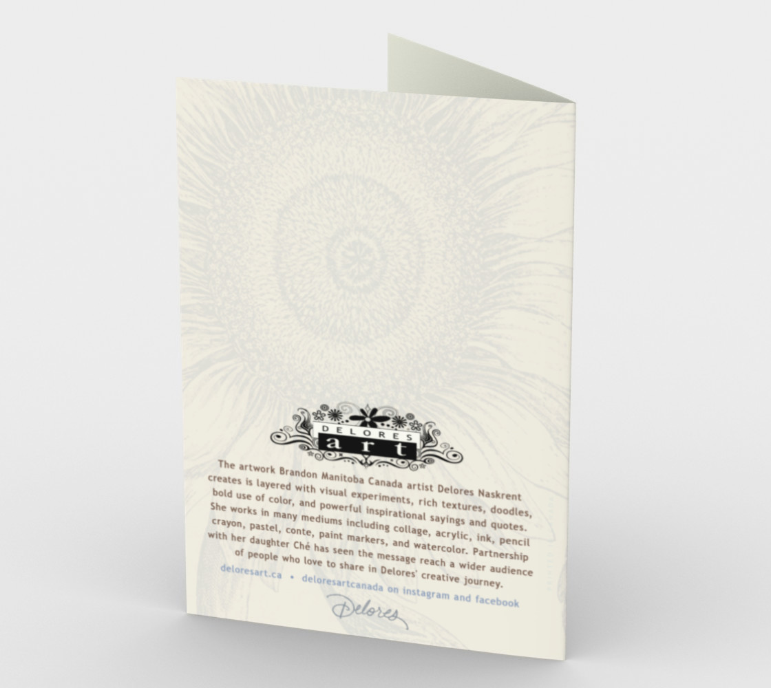 0064.You Lived Card by Deloresart preview #2