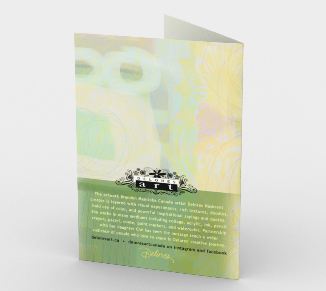 0516.Your Mother Is Always With You Card by Deloresart preview #2