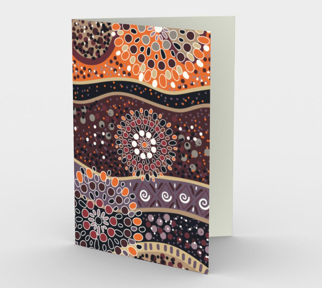 Aperçu de Traditional Australian Style Pattern #1