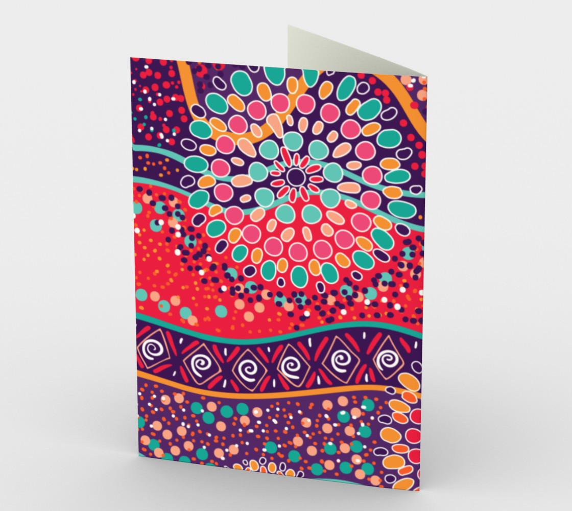 Aperçu de Traditional Australian Style Pattern #2
