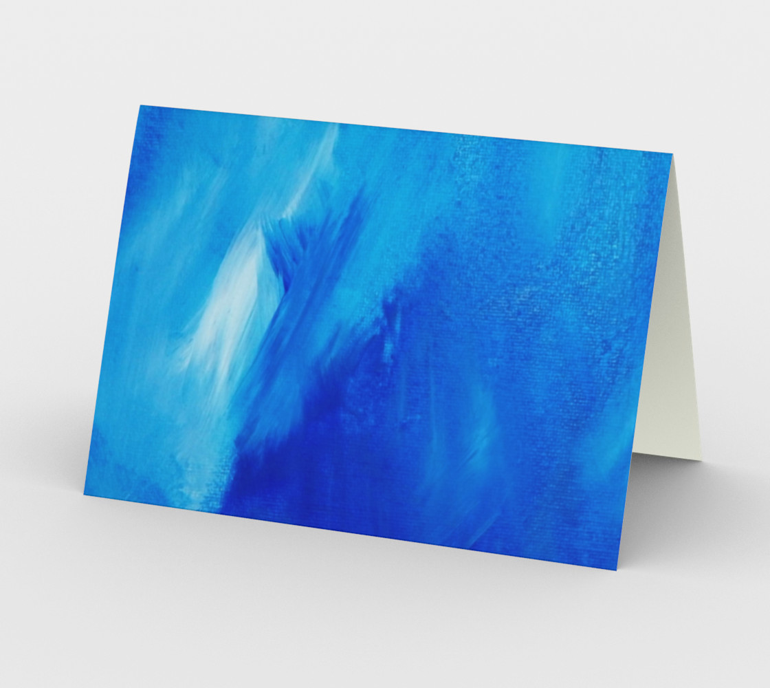 Crashing Waves Card preview #2