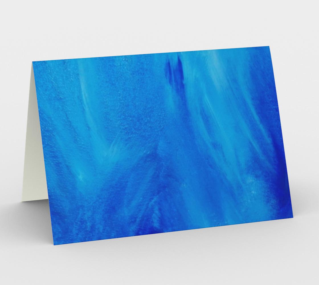 Crashing Waves Card preview #1