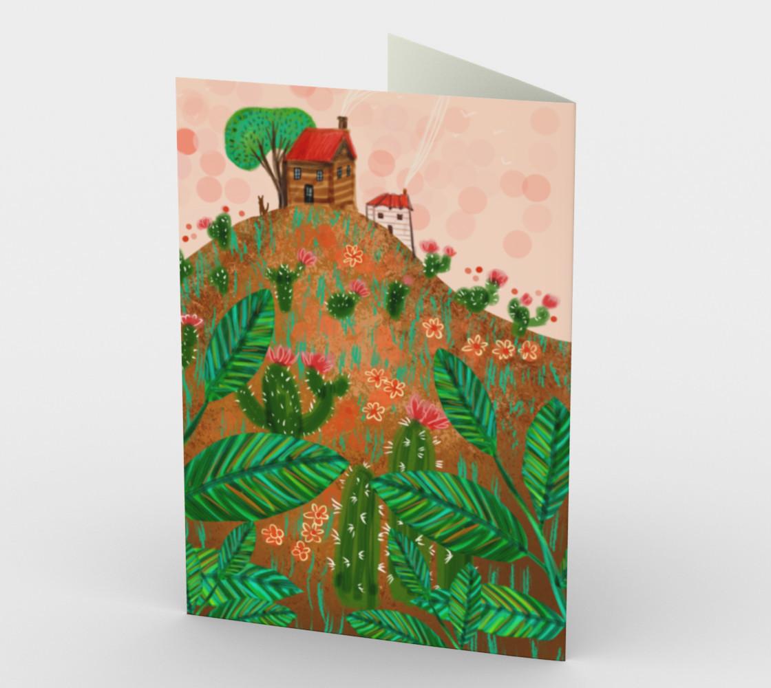 Carte Au pays des cactus preview #2