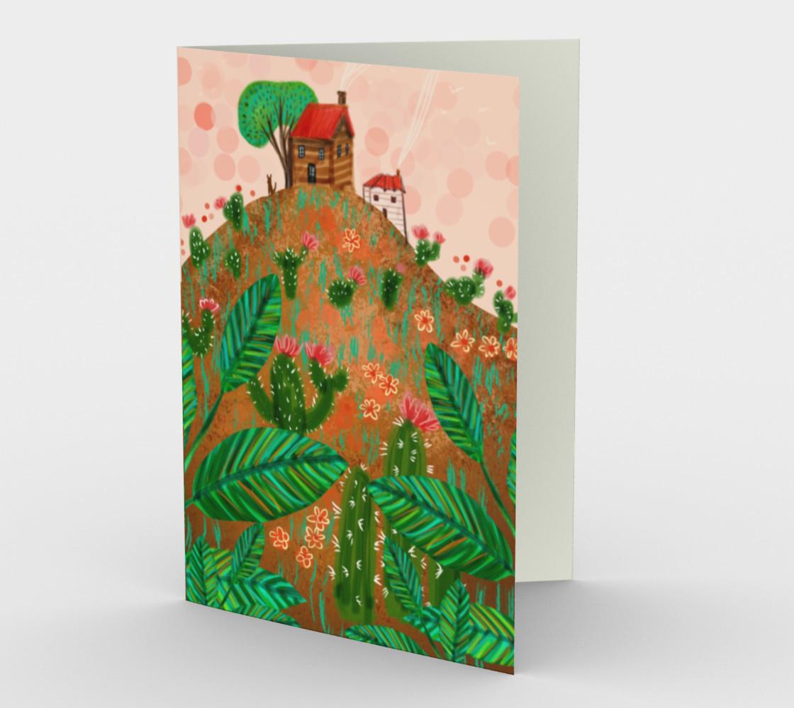 Carte Au pays des cactus preview #1