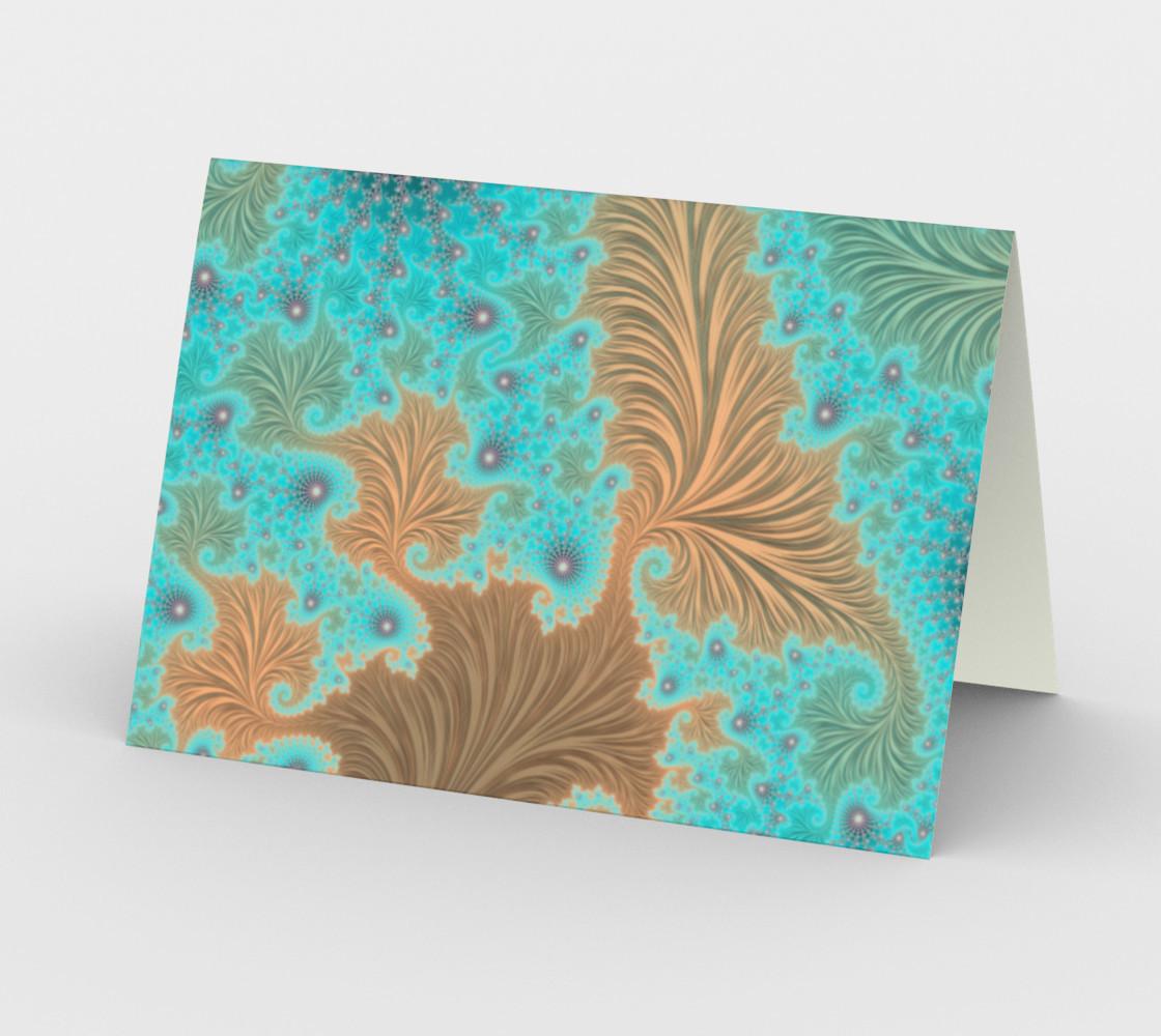 Aquae Greeting Card preview #2