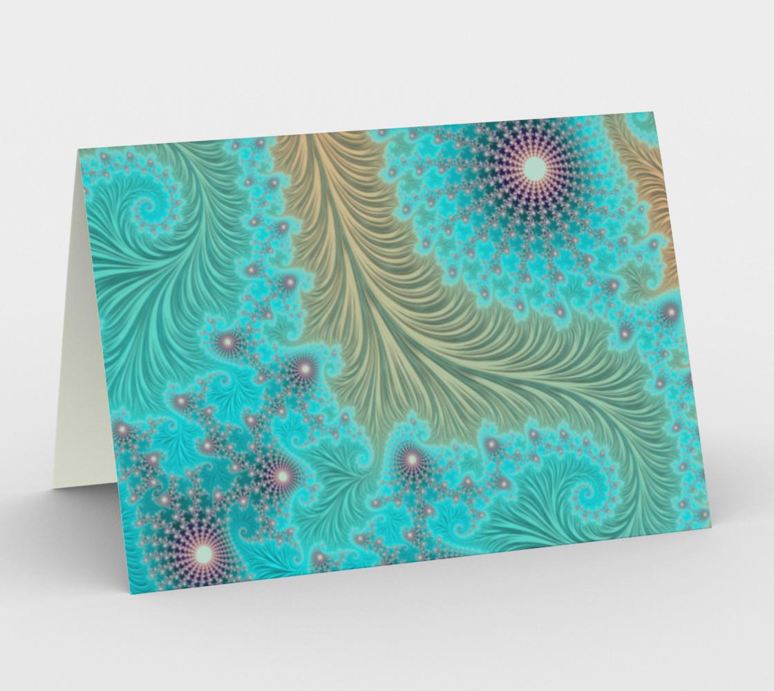 Aquae Greeting Card preview #1