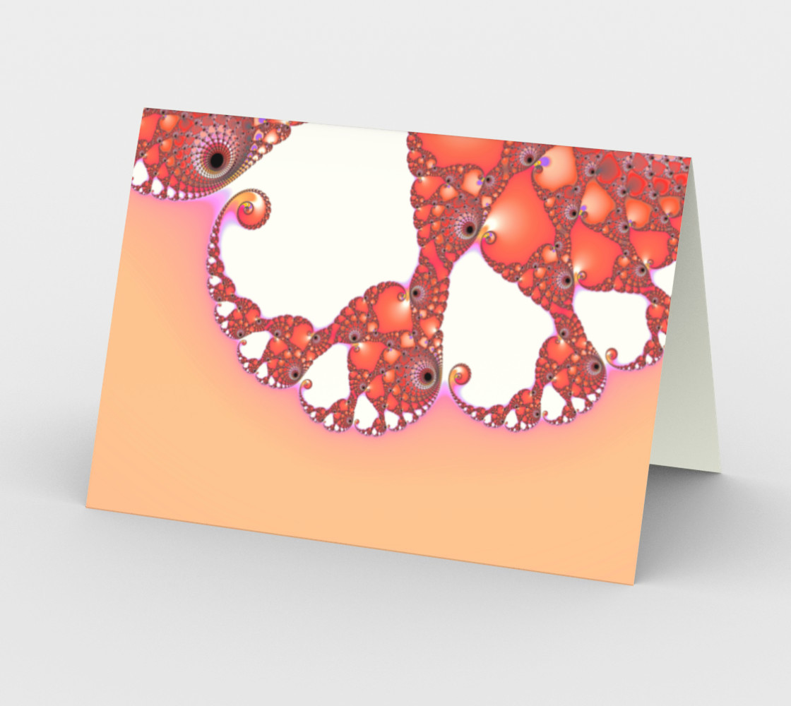 Installation Greeting Card preview #2