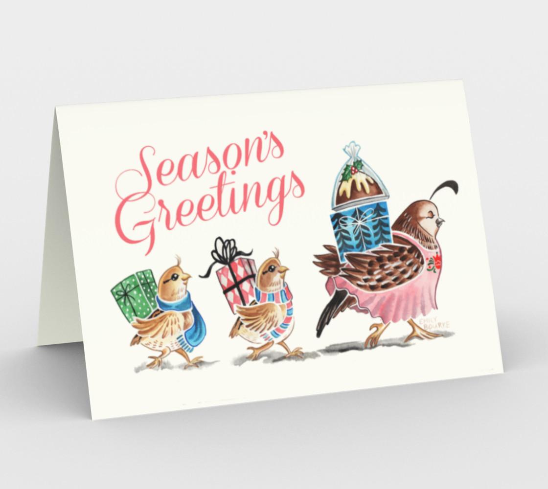 Season's Greetings preview #1