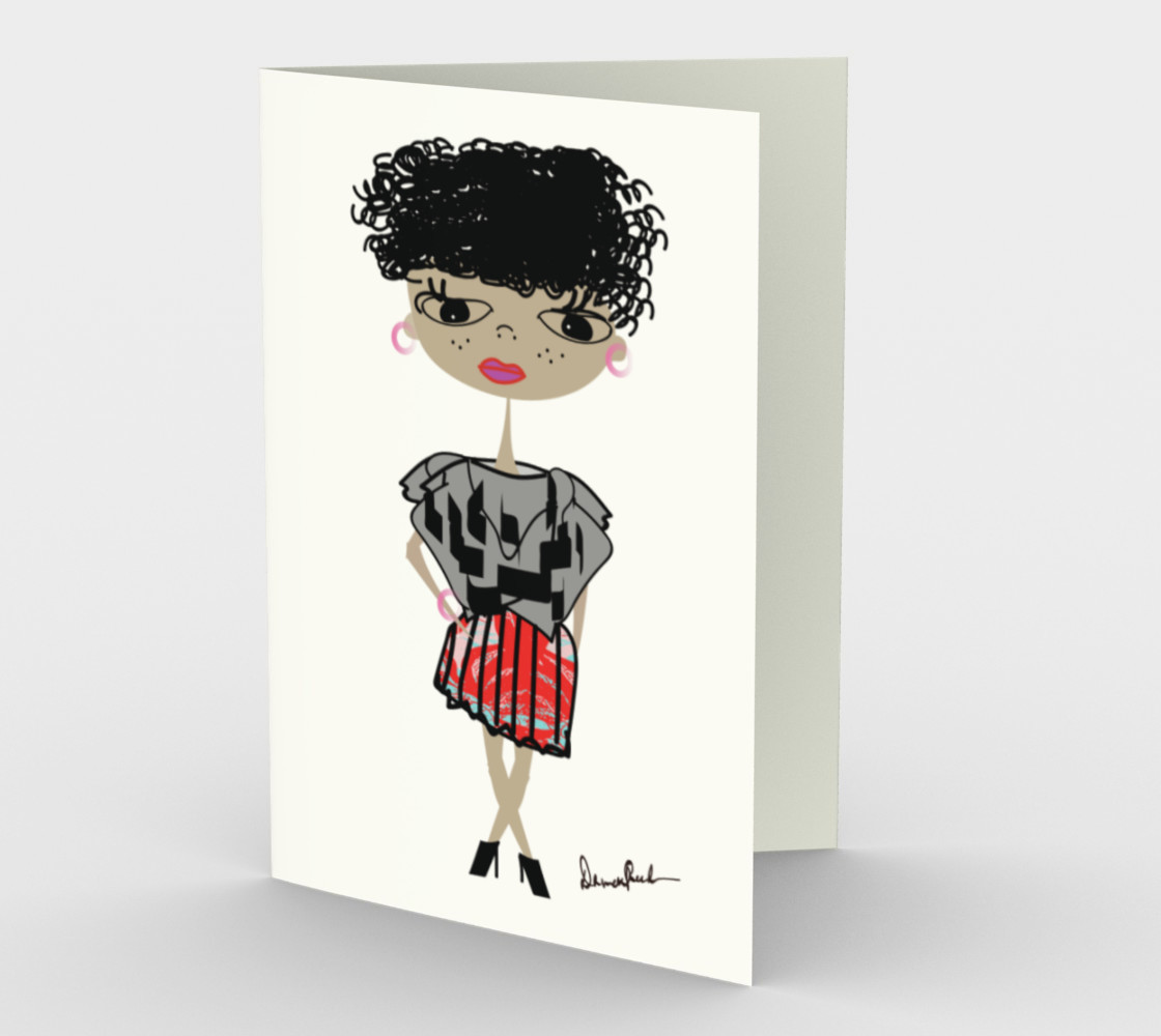"""""""Bonnie"""" by Mary Lou Watson Design preview #1"""