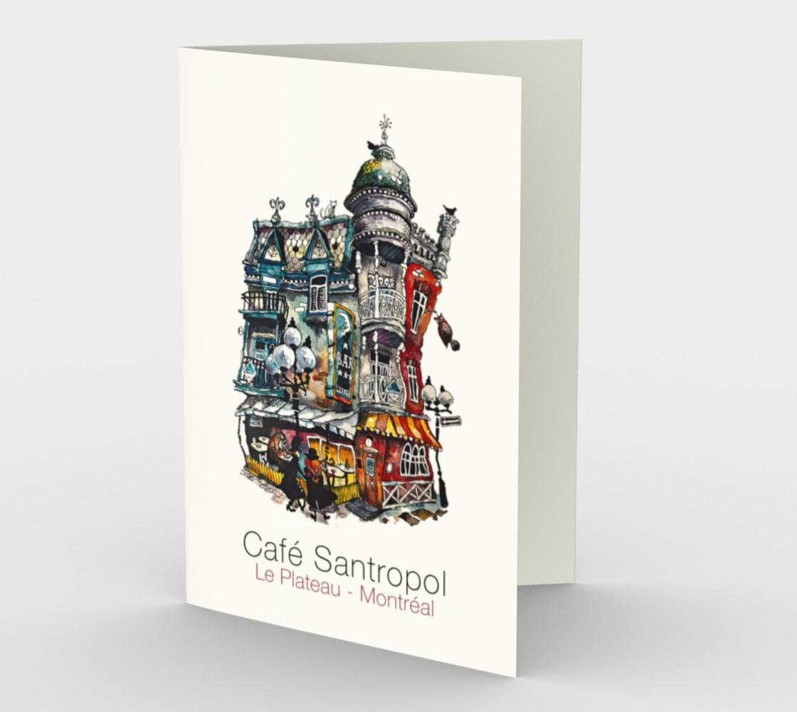 Aperçu de Cafe Santropol - Luna Bar #1