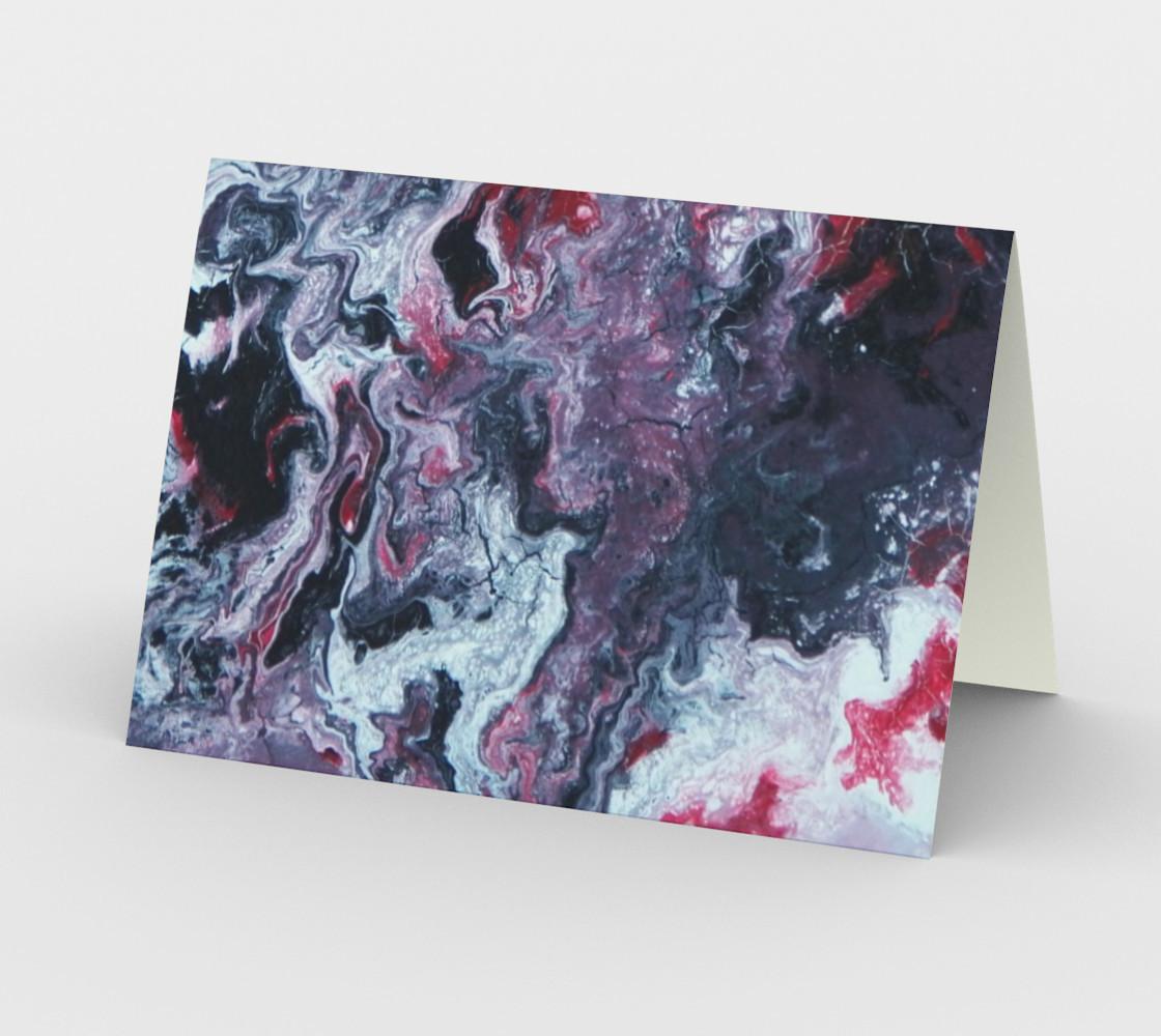 Alien Landscape Card preview #2