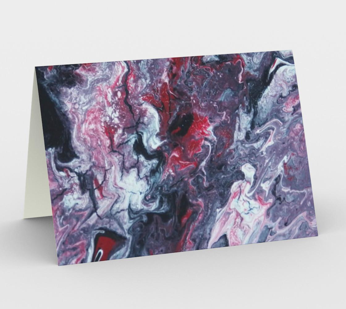Alien Landscape Card preview #1