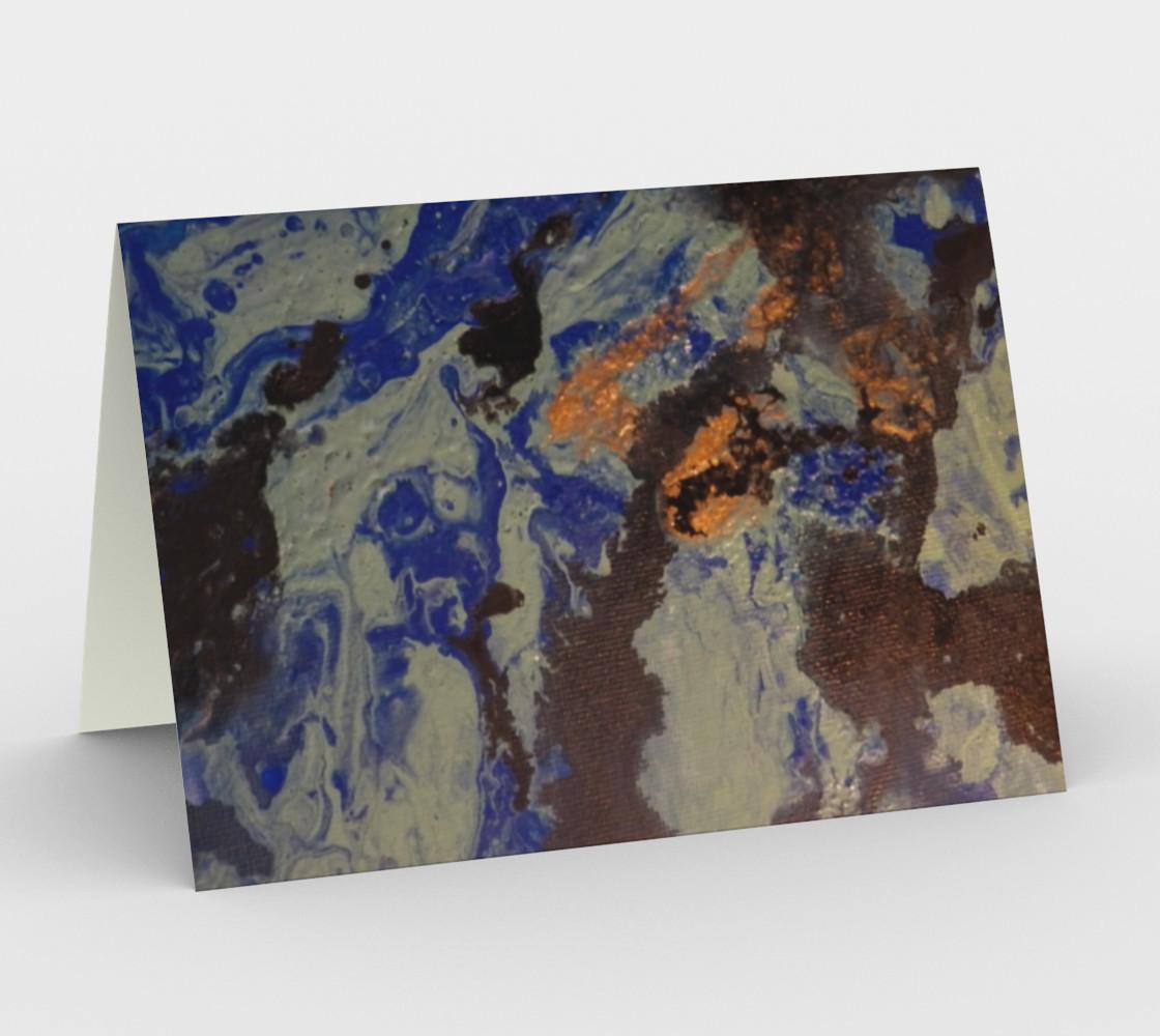 Coral Ocean Card preview #1