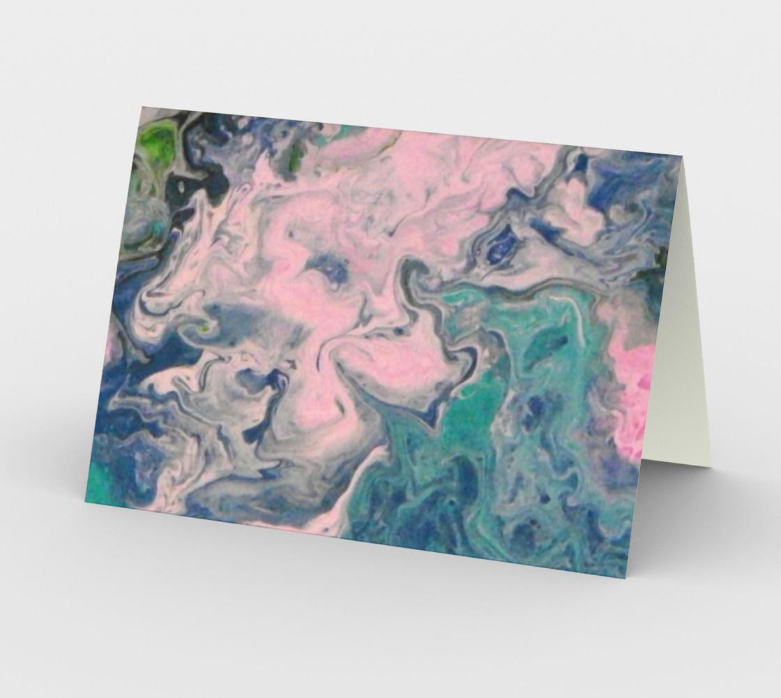 Blushing Pegasus Card preview #2