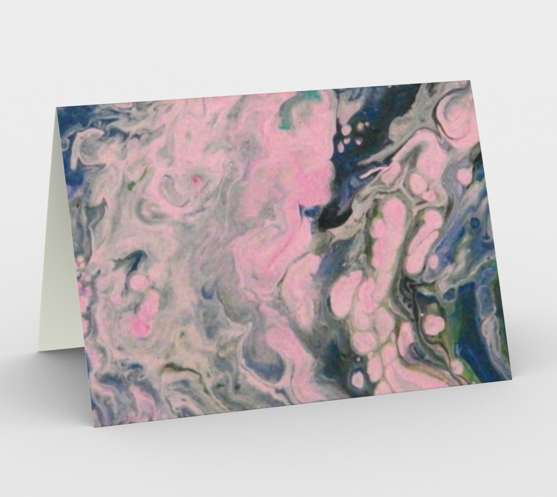 Blushing Pegasus Card preview #1