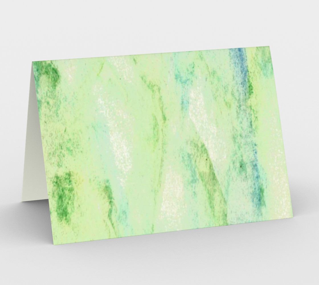 Swimming Through Seaweed Card preview #1