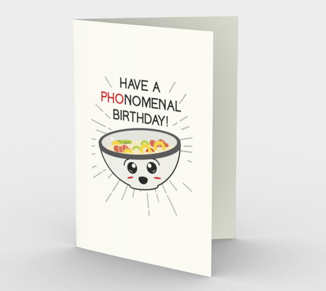 Have a PHO-nomenal Birthday preview #1