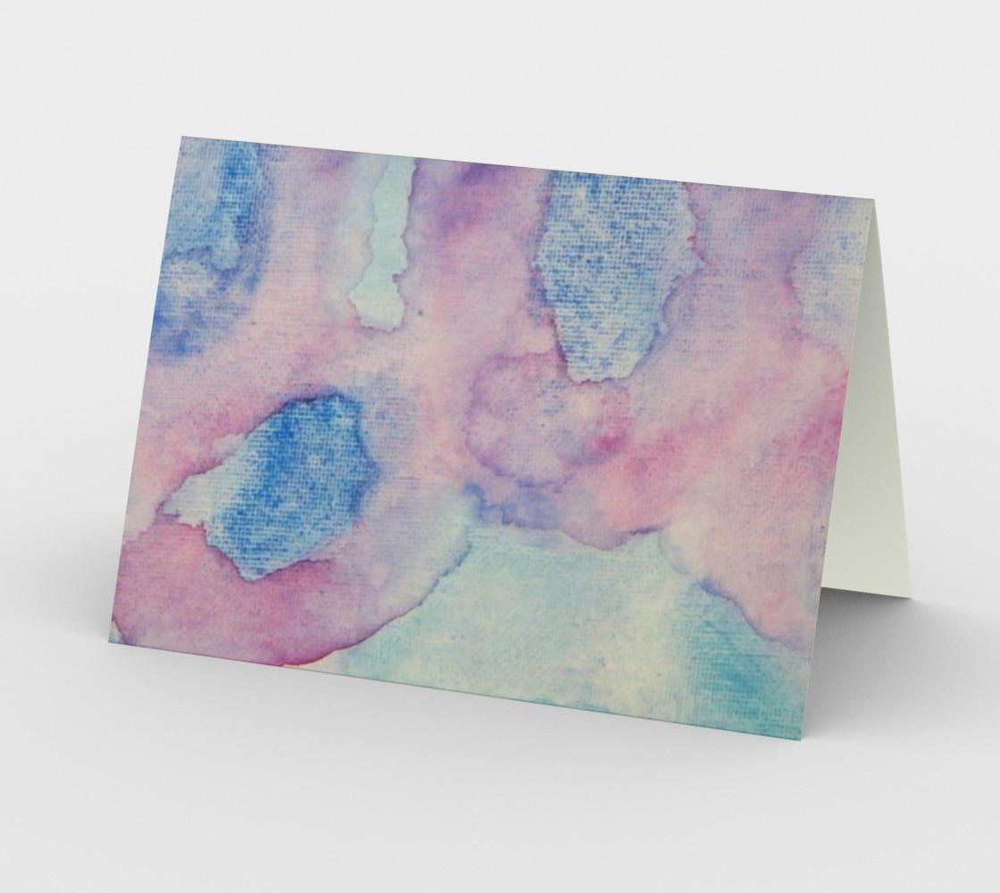 Chantant Violettes Card preview #2