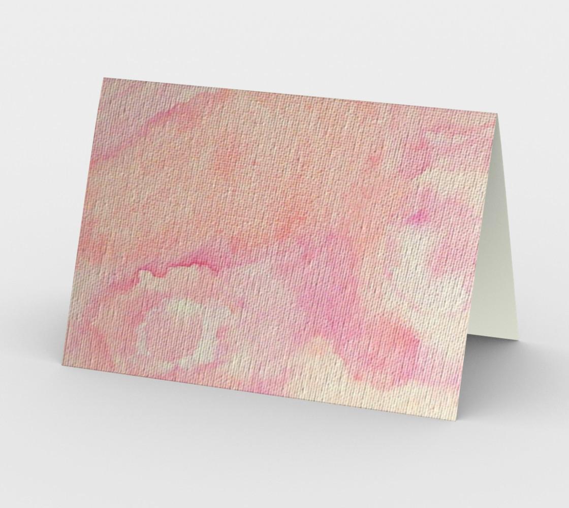 Rougissant Fleur Chanson Card preview #2